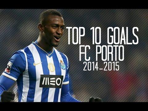 Jackson Martínez - Top 10 Goals for FC Porto 2014/15 HD