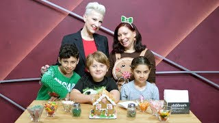 Cityline - November 7, 2019 - Children Museum of Tacoma Gingerbread Jamboree