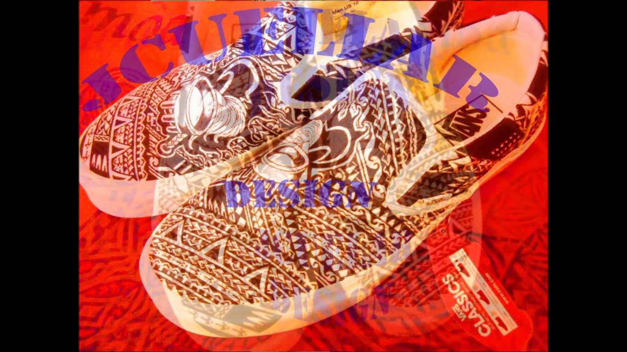 Samoan Designs Shoes Samoan Tattoo Designs 1.wmv