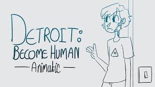 the one thing you can't replace // detroit: become human animatic