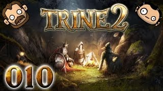 Let's Play Together Trine 2 #010 - Feuer-Reigen [720p] [deutsch]