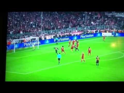 Bayern Monaco Barcellona 4 -0 gli highlights