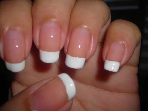 My Nail Care + Basic French Manicure (Como hacer manicure casera)