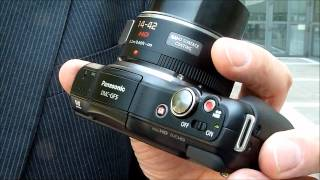 Panasonic Lumix DMC-GF5: demo