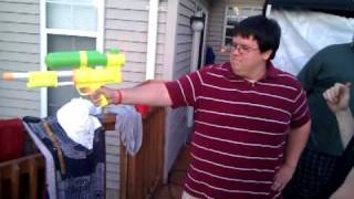 Boom stick super soaker