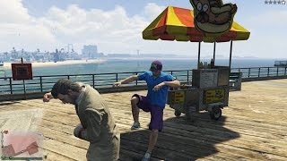 GTA V ONLINE: MI HIJO WILLY!
