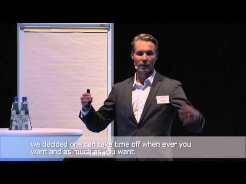 Business Summit 2012: Sami Inkinen (subtitled)