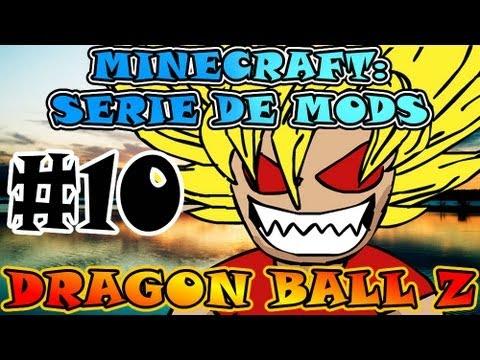 Minecraft | DRAGON BALL Z | Serie de MODS - Ep.#10 | Llegando al final :O  ¡Completando La Saga!
