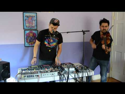 Violin Beatbox Collaboration - David Wong and JFLo