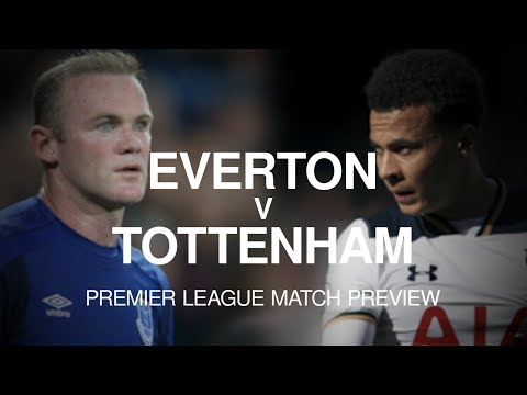 Everton v Tottenham - Premier League Match Preview
