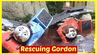 Thomas and Friends Accidents Will Happen Toy Train Thomas the Tank Engine Full Episode to the Rescue