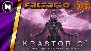 Factorio 0.18 Krastorio 2 | #6 BURST OF SCIENCE | Lets Play