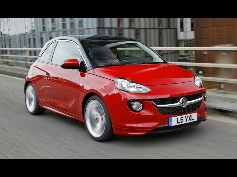 Vauxhall Opel Adam review