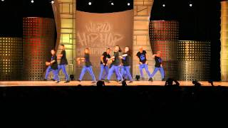 THE ROYAL FAMILY - HHI Worlds 2012 (Gold Medal Performance)