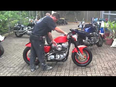 Harley Davidson Sportster Big Bore Stroker