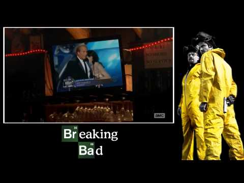 Walter White watches Jeff Daniels win the 2013 Emmy for Best Actor