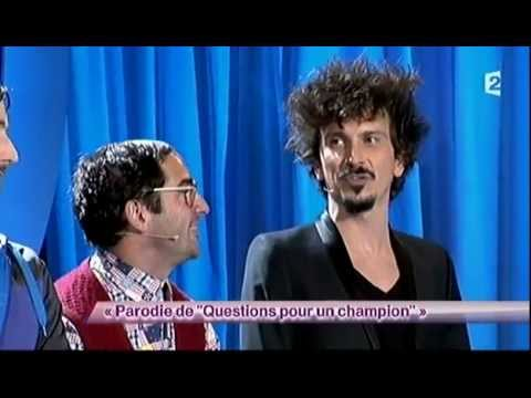 Artus – Parodie de Questions pour un champion (on n'demande qu'a en rire / 98 points)