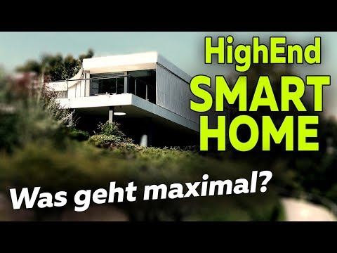 Highend Smart Home: Was geht maximal? Hausbau | Smartest Home - Folge 129