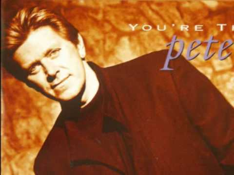 Peter Cetera - She Doesnt Need me Anymore