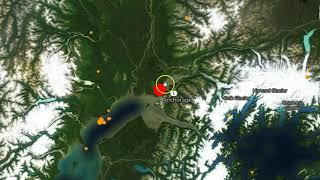 Alaska Hit by Strong Earthquakes, Quakes Rattle Utah, Montana and Oregon Coast