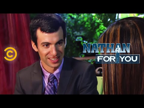 Nathan For You: Nathan The Hunk