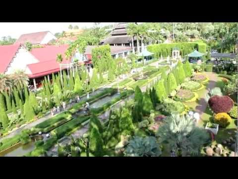 Nong Nooch Tropical Garden - Pattaya, Thailand
