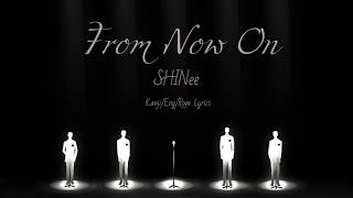 SHINee - From Now On (Kanji/Rom/Eng Color Coded Lyrics)