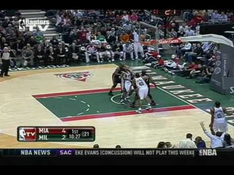 John Salmons Milwaukee Bucks Mix