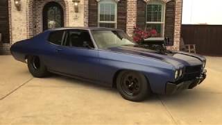 FOR SALE: 1970 Chevelle SS