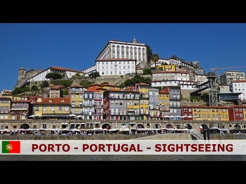 Porto – Portugal – City tour