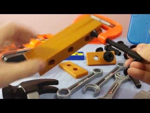 Игрушки инструменты видео жаль