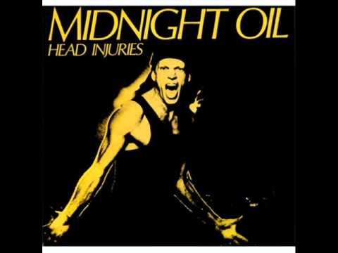 Midnight Oil - Naked Flame