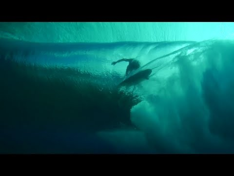 'A Deeper Shade of Blue' Backstage at Teahupoo | Garage Entertainment