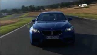 Тест-драйв: новая версия  BMW М5