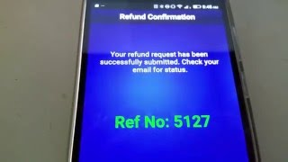 How to get a Refund on your NJ Transit Fare on the MyTicket App