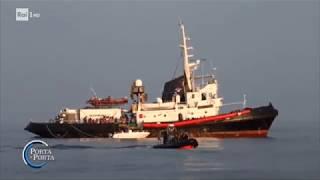 Porti chiusi e ONG - Porta a Porta 11/09/2019