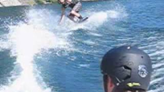 Josh Lowet Wakeboard Sponsor Video