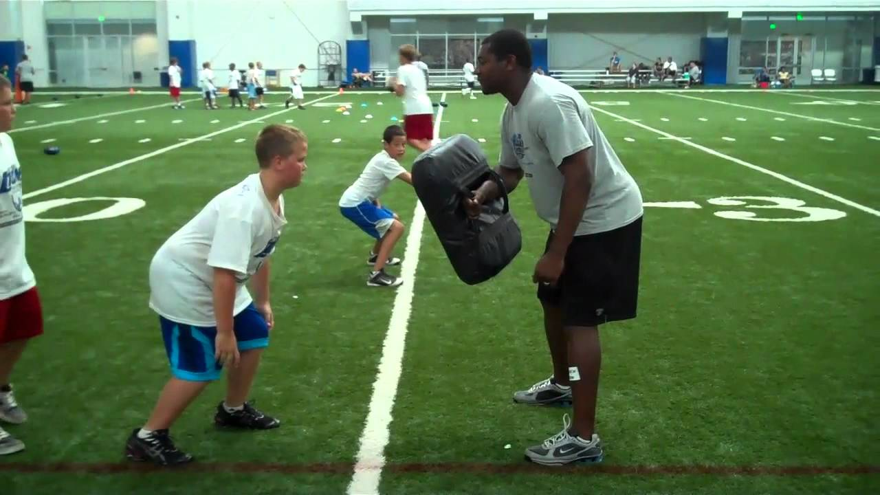 Detroit Lions Youth Football
