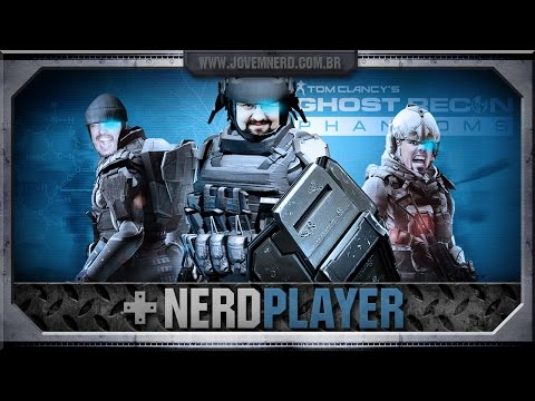 Ghost Recon: Phantoms - Os Fantasmas Se Divertem | Nerdplayer 138 video