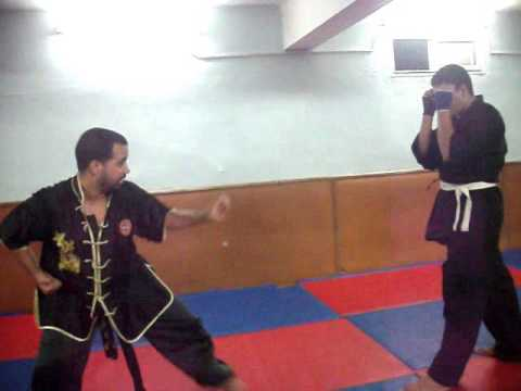 HUNG GAR KUNG FU APPLICATION MOY FA KUEN Image 1