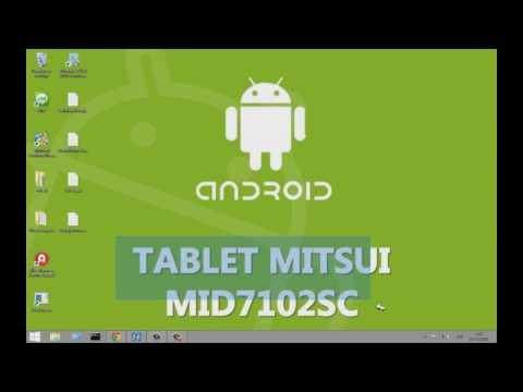 Revivir Tablet Mitsui MID7102SC