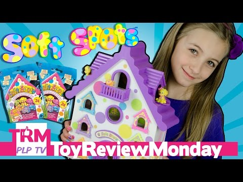 SOFT SPOTS Kennel Hotel and Blind Bags Puppies Dogs | Toy Review Monday by PLP TV
