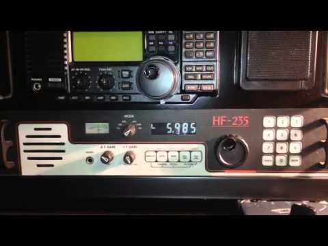 5985kHz Myanmar Radio