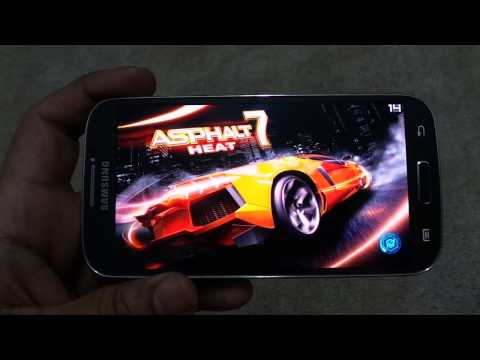 Samsung Galaxy S4 I9500 Gaming Performance with Fps Meter Review 1