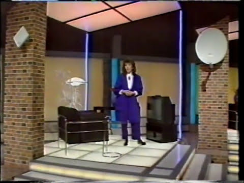 Tomorrow's World - Satellite Television - First Broadcast from Astra - 1989