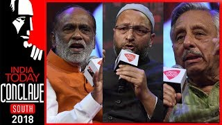 Exclusive Political Debate On Saffron And The South : Will The Twain Meet ? | IT Conclave 2018