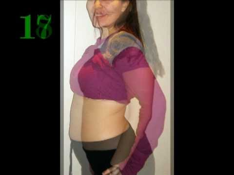 MJ Belly Growth.wmv Video