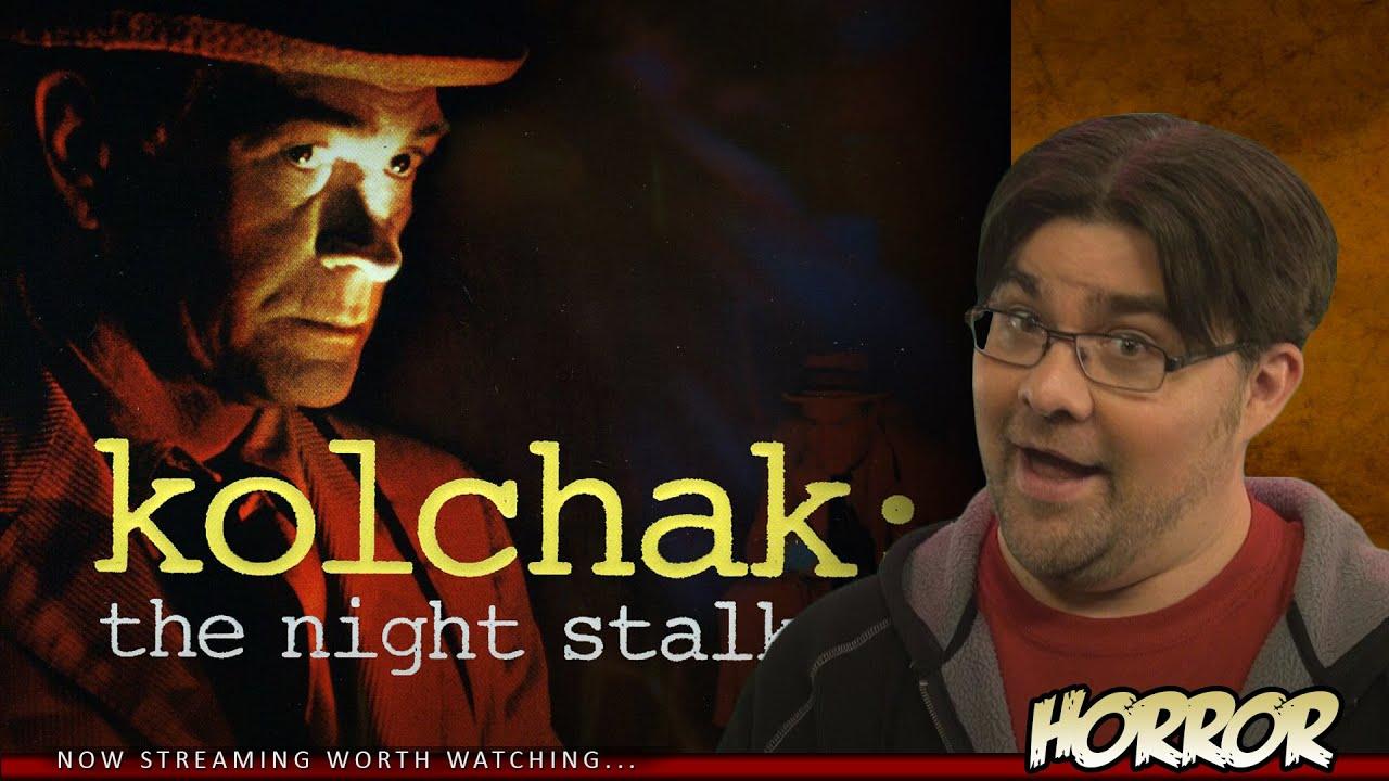 Kolchak: The Night Stalker - TV Review (1974) - YouTube