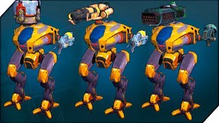 НОВЫЕ БИТВЫ РОБОТОВ - Игра War Robots. Лучшие игры про роботов