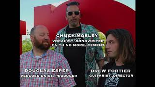 """Thanks. And Sorry: The Chuck Mosley Movie"" Announced"